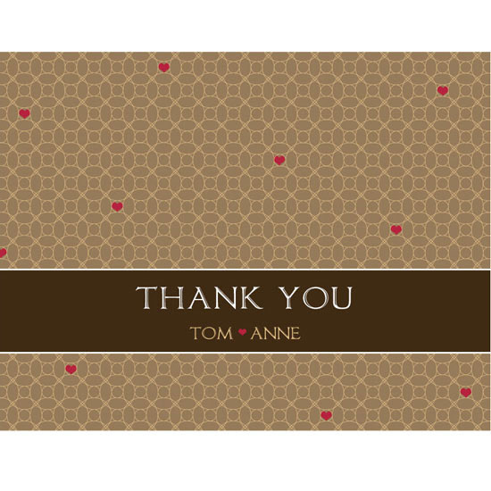 thank you cards - Heartfelt by Ringo Baby