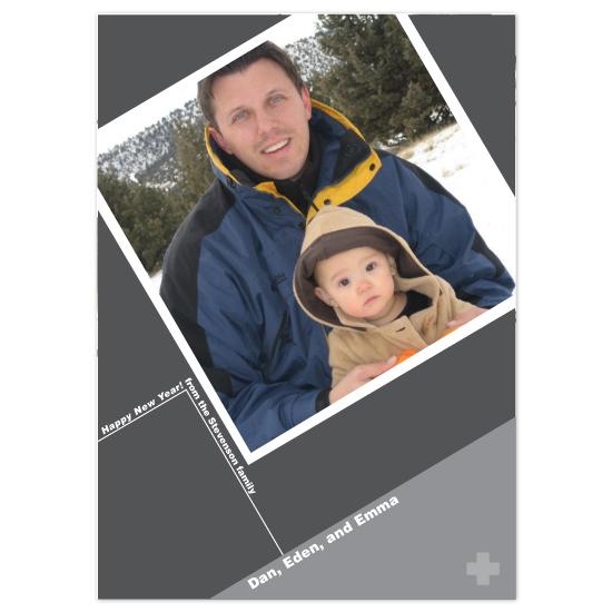 holiday photo cards - Swiss Inspiration by Jeff Sampayan | Design