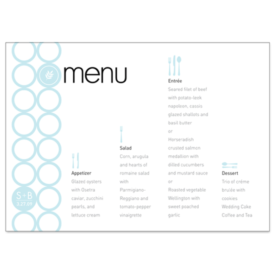 menu cards - mod by papermoon