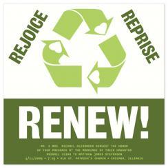 Rejoice, Reprise, Renew!