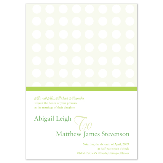 wedding invitations - Forever by Julia Destrampe