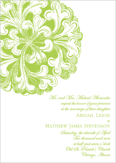 wedding invitations - Bunch by Bree