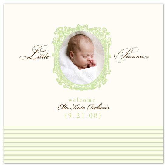 birth announcements - SleepSweet by LOVEkacie