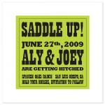 Saddle Up! by Kelsey Donahue