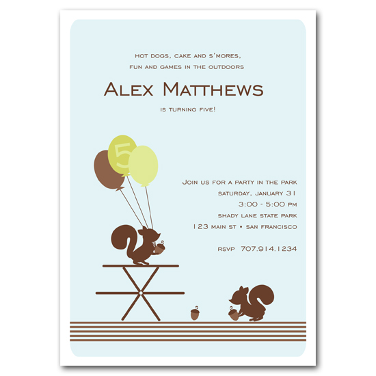 Minted Birthday Invitations for nice invitations template
