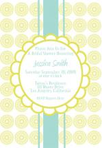 Luxe Shower by Fresh Press Invitations