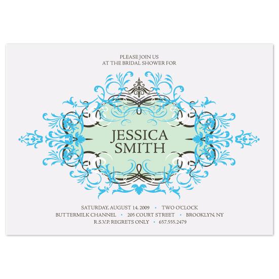 wedding stationery - Clean Elegance by Ethan Finkelstein