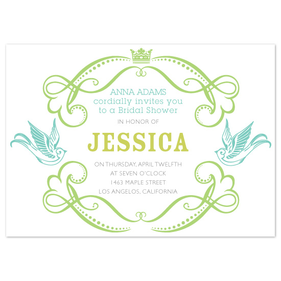 wedding stationery - Vintage Love by Megan Rotondo