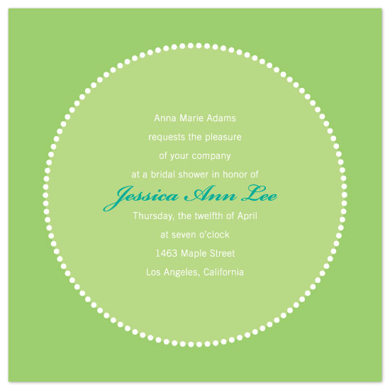 wedding stationery - coaster by suite p