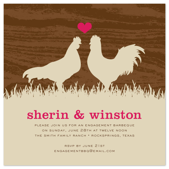 wedding stationery - Birds of a Feather by Maddy