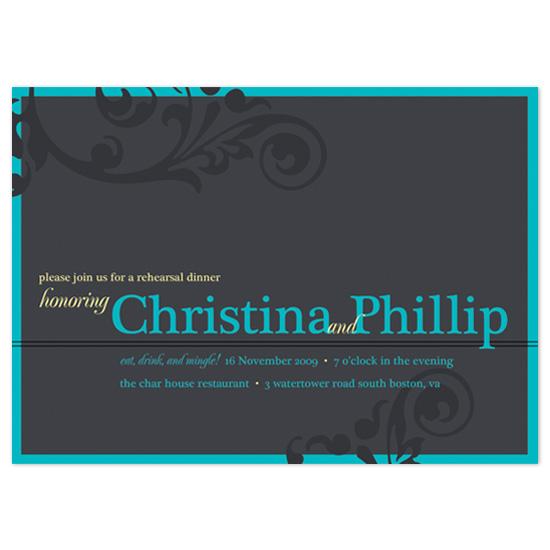 wedding stationery - Flourish by l
