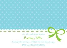 Ribbon and Lace by Orange Blossom Ink