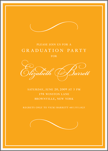 party invitations - Chic Party by Susan McArdle