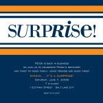 Striped Surprise by Emily McCarthy