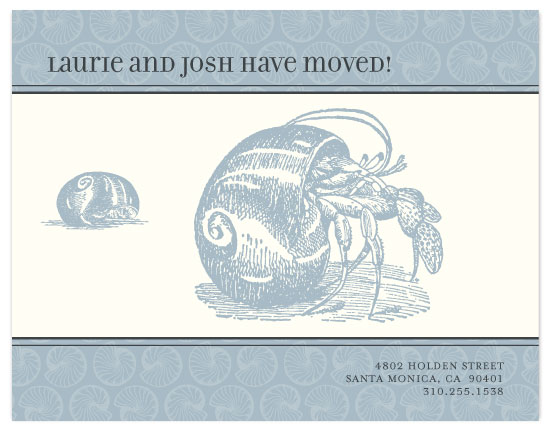 moving announcements - Movin' on up by Three Kisses Studio