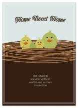 Home Tweet Home by Kristy Fischer