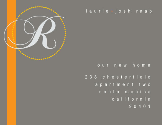 moving announcements - smart move by Laura Mitzelfelt Design