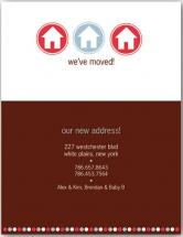 3 House Moving Announce... by Kristin Woodwick