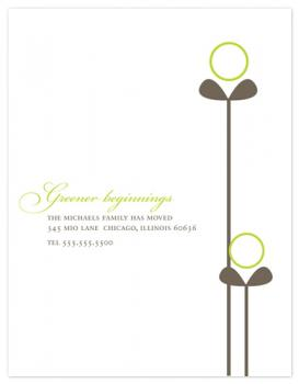 spring sprouts, new beginnings