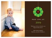 Peace Love Joy by McKenzie Estes