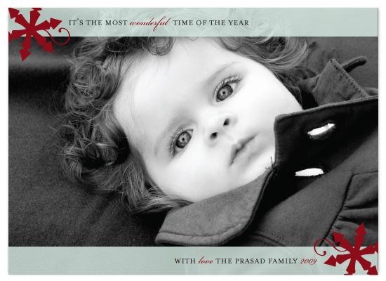 holiday photo cards - Wonderful Christmas by McKenzie Estes