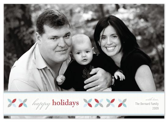 holiday photo cards - Modern Christmas by McKenzie Estes