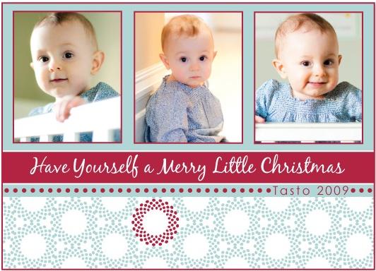 holiday photo cards - Wreath Celebration by J Sosa