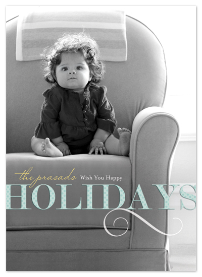 holiday photo cards - Holiday Dot by kelli hall