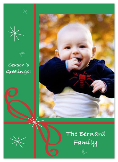 holiday photo cards - TheGiftBox by Dan H.