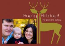 Oh Deer Happy Holidays! by Dan H.