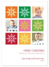 Snowflake Squares by Lori Moore