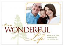 Its a Wonderful Life  by Jennifer Amy Designs