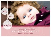 Jolly Merry and Bright by Union Paperie