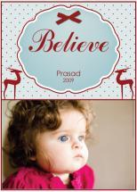 Believe by J Sosa