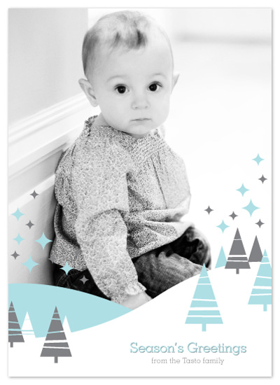 holiday photo cards - White Christmas Dream by Maddy