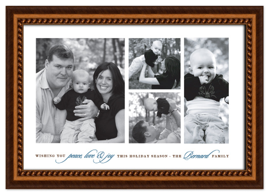 holiday photo cards - Family Portrait by Ten26 Design Custom Invitations