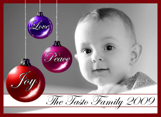 holiday photo cards - Ornaments by Tahnee Farrar