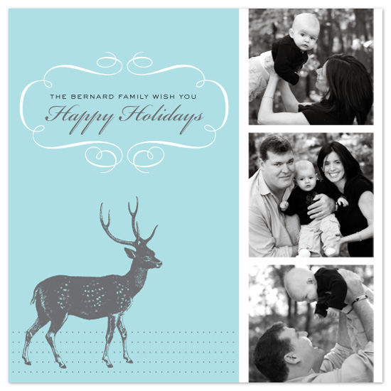 holiday photo cards - Dear Details by Maddy