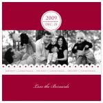 Date Stamp & Lace by Laura Smetak