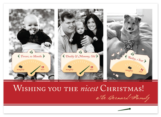 holiday photo cards - The Nicest by Kristen Cox (aka The Future Mrs. Darcy)