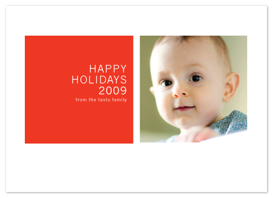 holiday photo cards - Modern Geometric by Precious Bugarin Design