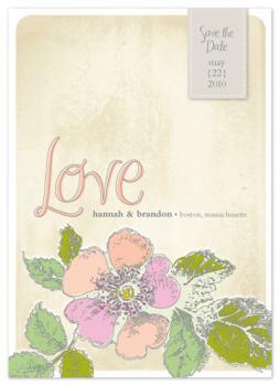 love floral