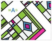 Modern Tile Macro Style by Joyful Heart Design