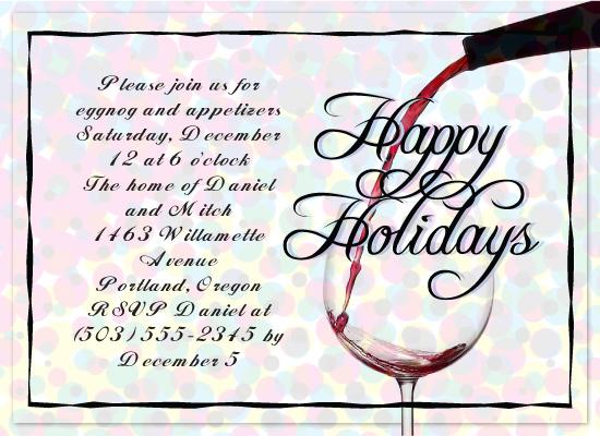 party invitations - THE HAPPY ITALIAN by Jessica Termini