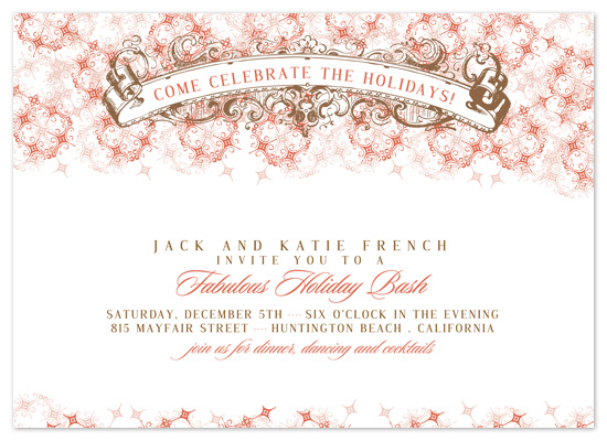 party invitations - Smashing by SunnyJuly