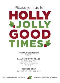 HollyJollyGoodTimes