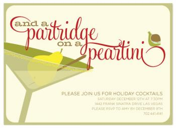 Partridge + Peartini