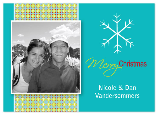holiday photo cards - Bright Christmas by chamberlain