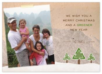 And a Greener New Year!