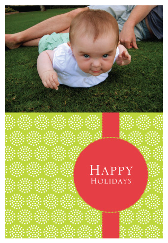 holiday photo cards - holidays by chica design